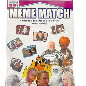 Meme Match Memory Game